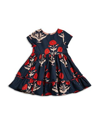 Pink Chicken - Girls' Niley Floral Print Dress - Little Kid, Big Kid