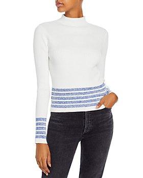 rag & bone - Jamie Striped Ribbed Sweater
