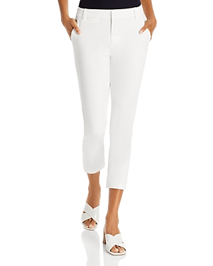 Vince Coin Pocket Cropped Chinos-Women