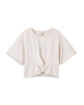 Habitual Kids - Girls' Riley Twist Front Cotton Top - Big Kid