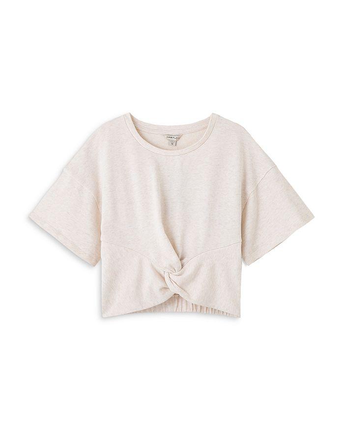 Habitual Kids - Girls' Riley Twist Front Cotton Top - Big Kid