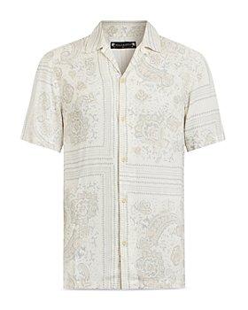 ALLSAINTS - Ventura Printed Shirt