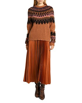 A.L.C. - Demi Pleated Skirt