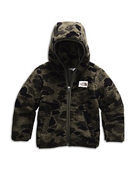 The North Face® - Unisex Campshire Printed Hoodie - Little Kid