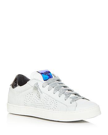 P448 - Women's John Low Top Sneakers - 100% Exclusive