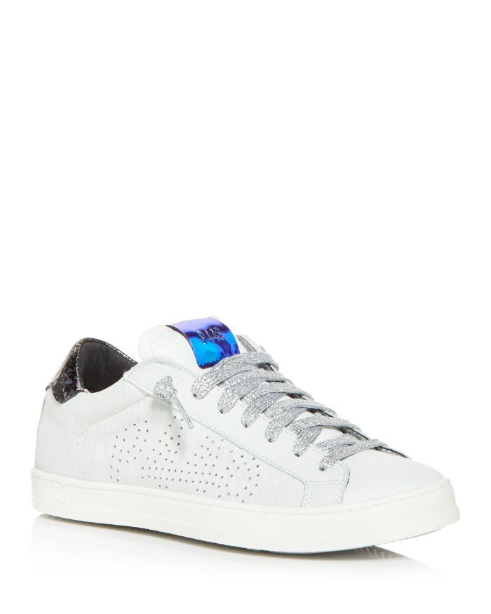 P448 Women's John Low Top Sneakers - 100% Exclusive    Bloomingdale's