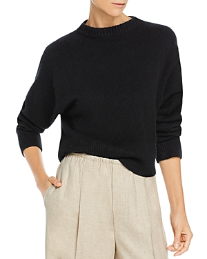 Vince Drop Shoulder Wool & Cashmere Sweater-Women