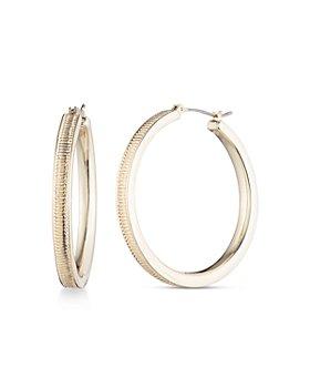 Ralph Lauren - Large Hoop Earrings