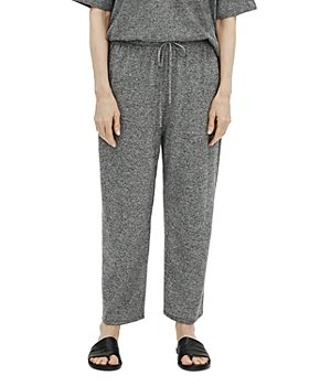 Eileen Fisher - Marled Slouchy Crop Pants
