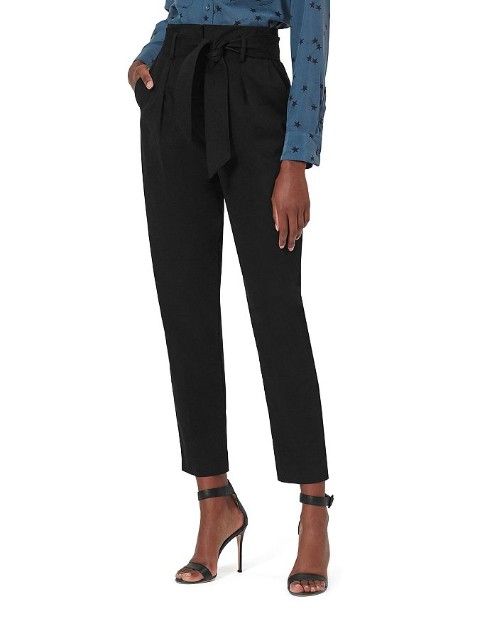 Equipment - Horace Belted High Rise Pants