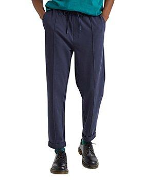 Richer Poorer - Cotton Terry Slim Fit Drawstring Pants