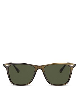Oliver Peoples - Unisex Ollis Square Sunglasses, 54mm
