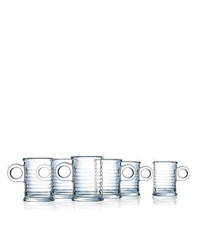 Luminarc - Conserve Moi Espresso Mugs, Set of 6