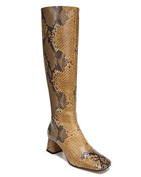 Vince - Women's Kellen Square Toe Boots