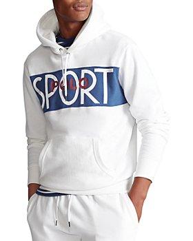 Polo Ralph Lauren - Polo Sport Cotton Blend Fleece Hoodie