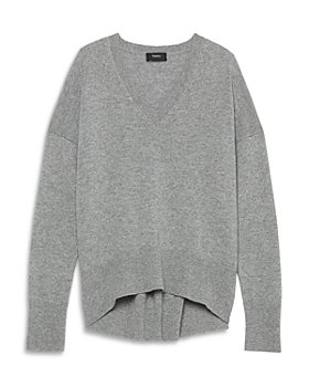 Theory - Karenia V Neck Cashmere Sweater
