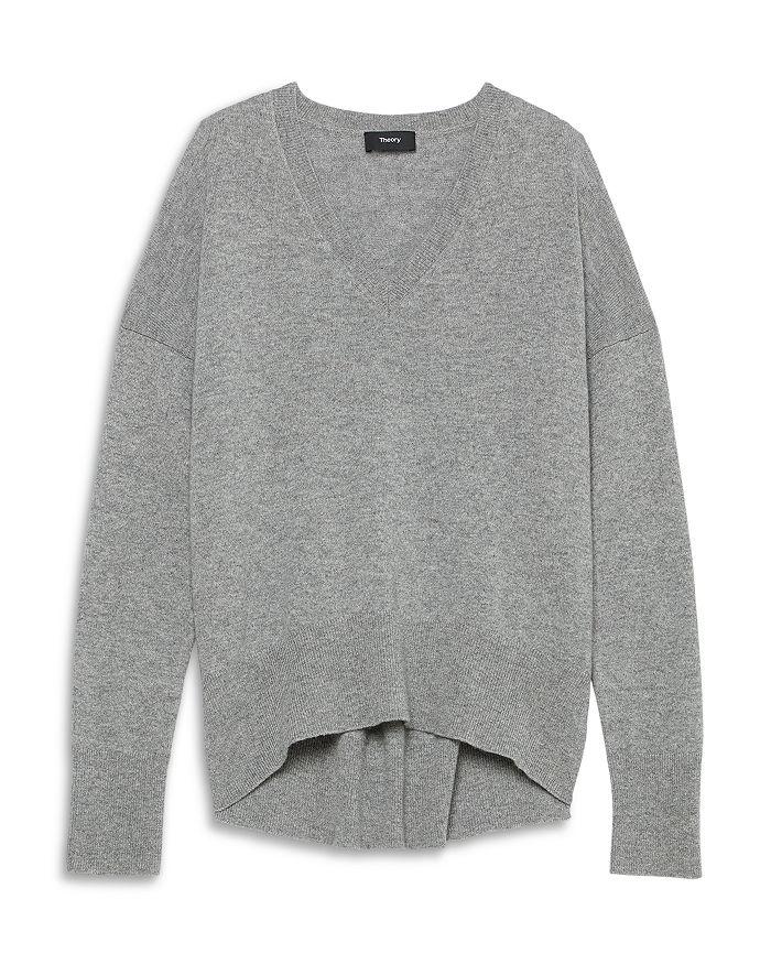 Theory - Karenia V Neck Cashmere Sweater