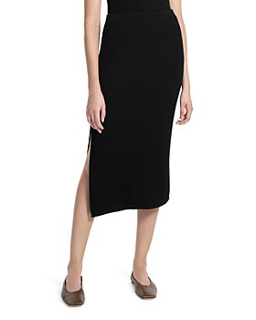 Theory - Twisted Ribbed Skirt