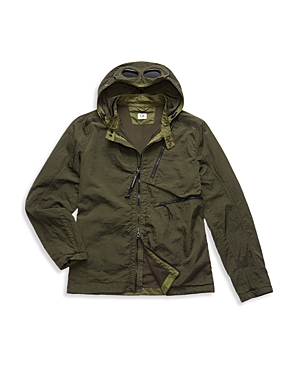 C.p. Company M.t.t.n Goggle Overshirt Jacket-Men