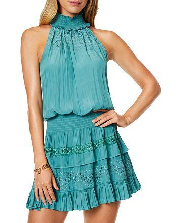 Ramy Brook - Gari Ruffled A-Line Dress