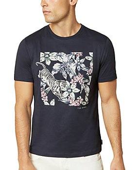 Ted Baker - Cotton Graphic Tee