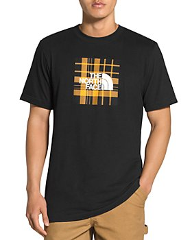 The North Face® - Plaid Box Logo Tee