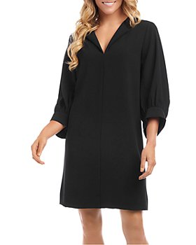Karen Kane - Blouson Sleeve A Line Dress