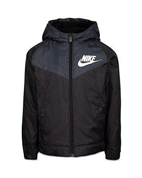 Nike - Boys' Fleece Lined Hooded Jacket - Little Kid