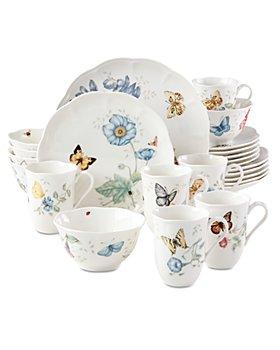 Lenox - Butterfly Meadow 24 Piece Dinnerware Set