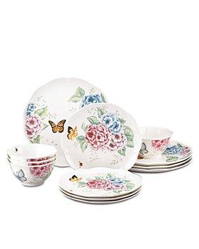Lenox - Butterfly Meadow 12 Piece Dinnerware Set