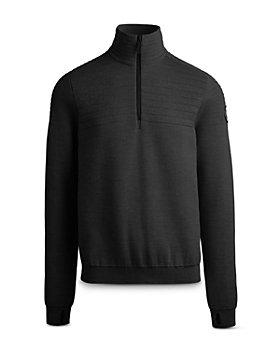 Canada Goose - Clarke Merino Wool 1/4 Zip Sweater