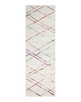 "Bashian - Mayfair M147-MR605 Runner Area Rug, 2'6"" x 8'"