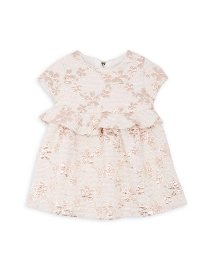 Tartine et Chocolat Girls' Floral Jacquard Dress - Baby    Bloomingdale's