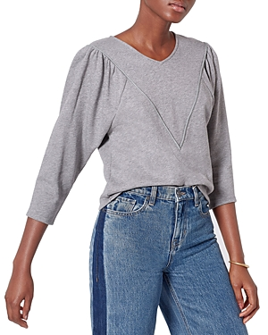 Joie Marisa V Neck Sweatshirt-Women