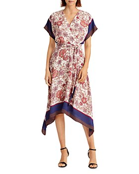 Ralph Lauren - Crepe Printed Dress