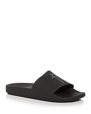 Drkshdw Rick Owens Men\\\'s Slide Sandals