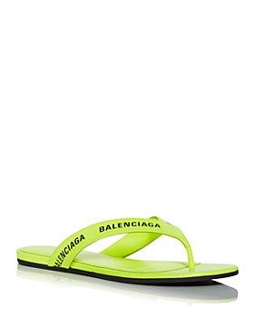 Balenciaga - Women's Thong Sandals