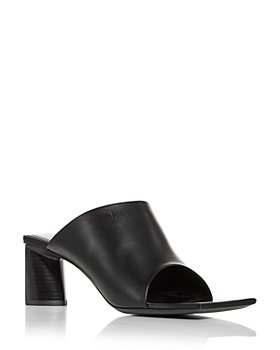 Balenciaga - Women's Moon High Heel Slide Sandals