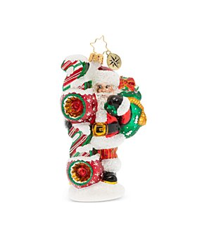 Christopher Radko - Santa's 2020 Vision Ornament