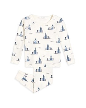 FIRSTS by petit lem - Boys' New York Skyline Pajama Set - Baby