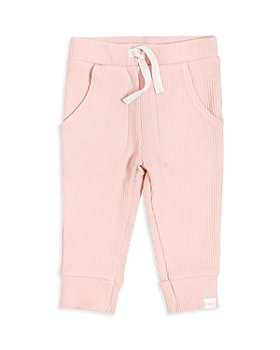 FIRSTS by petit lem - Girls' Knit Pants - Baby