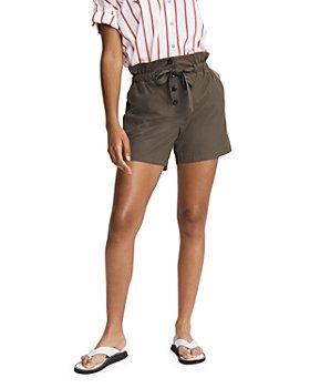 rag & bone - Camille Seersucker Shorts