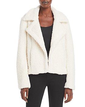 BLANKNYC - Sherpa Jacket