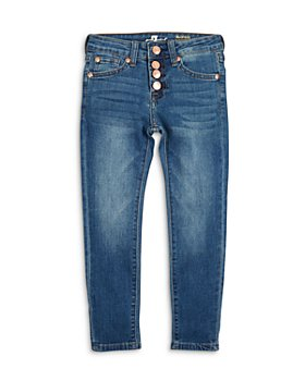 7 For All Mankind - Girls' The Ankle Skinny Jeans - Big Kid