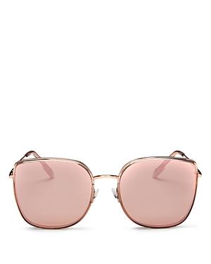Kenzo Women\\\'s Square Sunglasses, 59mm