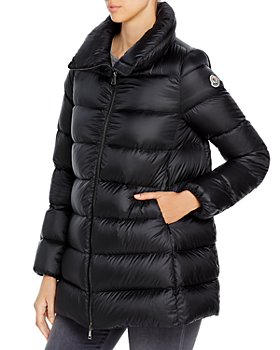 Moncler - Anges Caban Down Puffer Coat