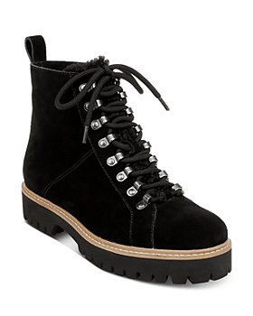 Splendid - Women's Karina Lace Up Booties