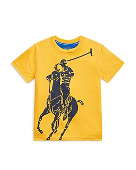 Ralph Lauren - Boys' Crewneck Graphic Tee - Little Kid