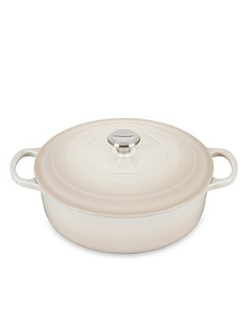 Le Creuset - 6.75 Qt Round Wide Dutch Oven