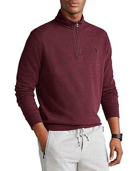 Polo Ralph Lauren - Jersey Half-Zip Pullover